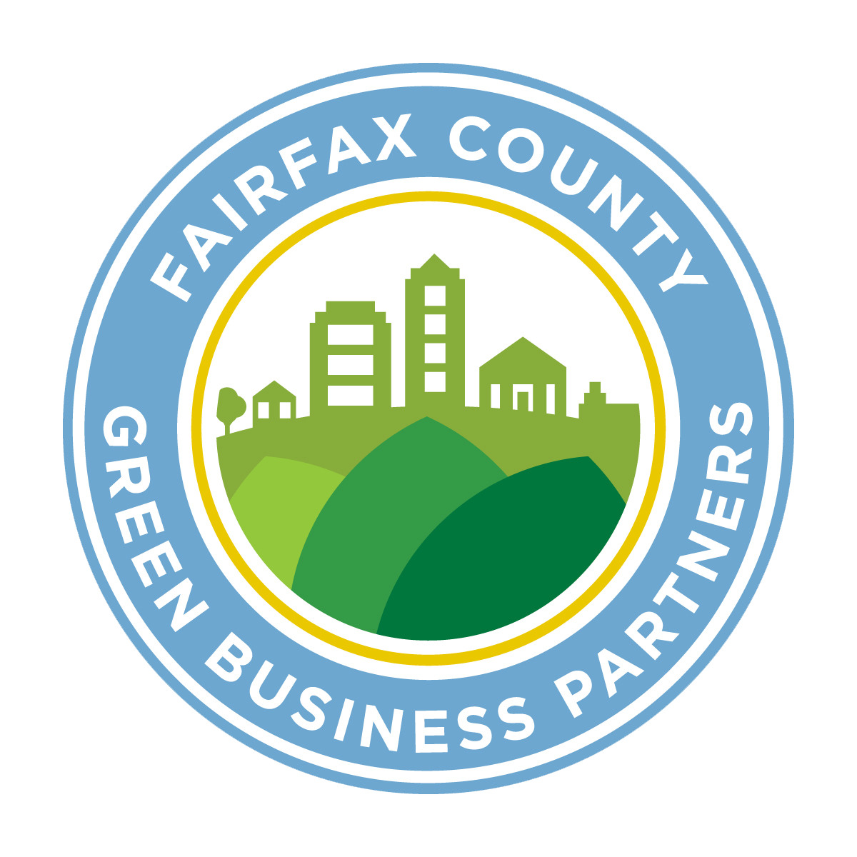 fairfax county green business partners