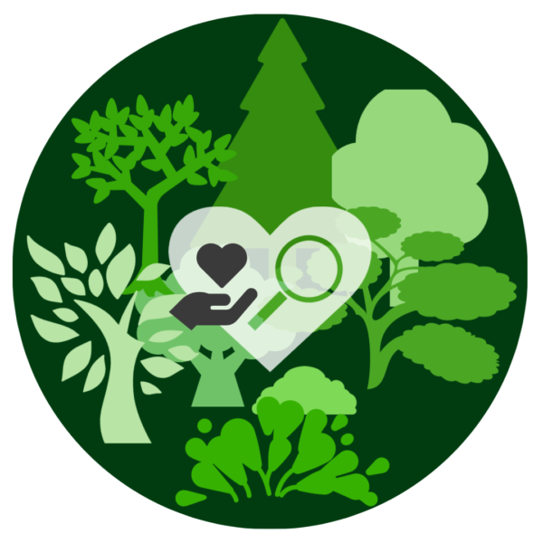 Logo for tree and shrub care full protection by certified arborist tree expert